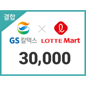 GS칼텍스_롯데마트 30000원