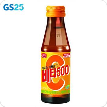 [GS25]광동)비타500 100ML